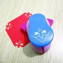 Тиснение DIY угловой бумажный резак для печати карт Scrapbook Shaper большое устройство для тиснения Дырокол дети ручной работы ремесло подарок