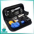 watch tools 13pcs/lot watch repairing tool set kit,Watch Case battery Opener Link Pins Remover Screwdrivers for watchmaker