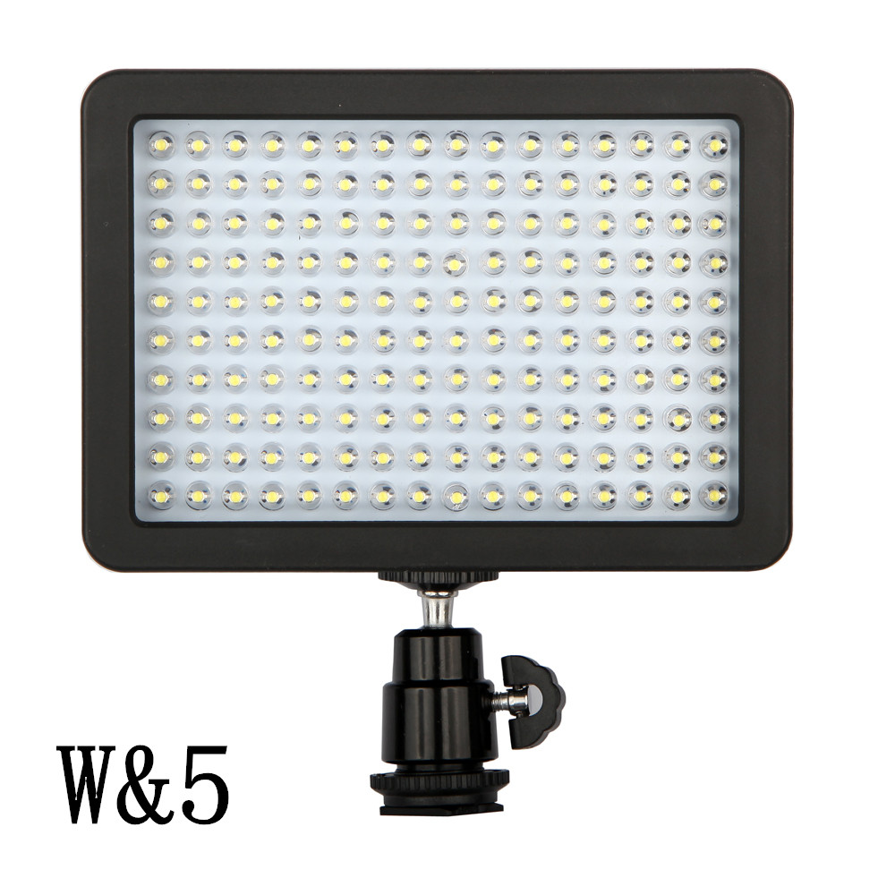 Hot WanSen W160 LED light Video Camera Light For CANON For NIKON same - Camera and Photo