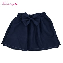 10 Kinds Child Mini Skirt Child Woman Cute Pleated Fluffy Strong Bow Skirt New child Toddler Toddler Child Women Skirts