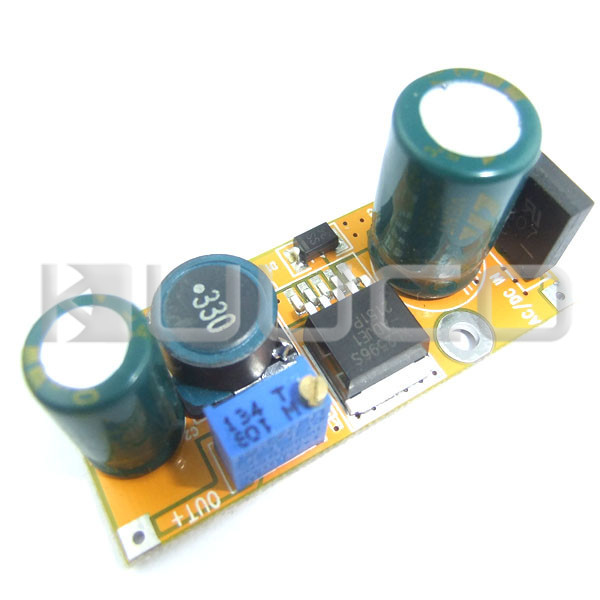 Power Supply Module/Adapter AC 2.5~27V or DC 3~40V to 1.5~27V 3A Buck Converter/Voltage Regulator DC 12V 24V Driver Module lm2596 multiple output power supply module dc 5 40v to 3 3v 5v 12v adj 4 way buck converter voltage regulator adapter driver