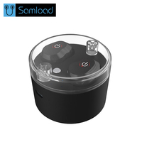 Samload Wireless Binaural Bluetooth Earphones With Charger Box Mini Miniature In Ear Bluetooth Headset Stereo Music