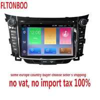 """2 din 7""""Android 8.1 for HYUNDAI I30 2013 car dvd,gps navigation 3G,Wifi,BT,quad core,1024 x 600,support dvr,obd2,touch screen"""