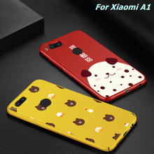 Perciron Case For Xiaomi Mi A1 Cover 5X Frsoted PC Full Protection Back Phone Mi5X MiA1