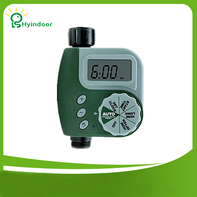 Automatic Smart Digital Garden Irrigation Controller Electronic ...
