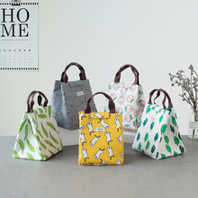 Portable Food Fresh Lunch Bag Waterproof Thermal Insulated Snack Picnic Box Carry Tote Storage Bag Travel  Lunch Food Pouch