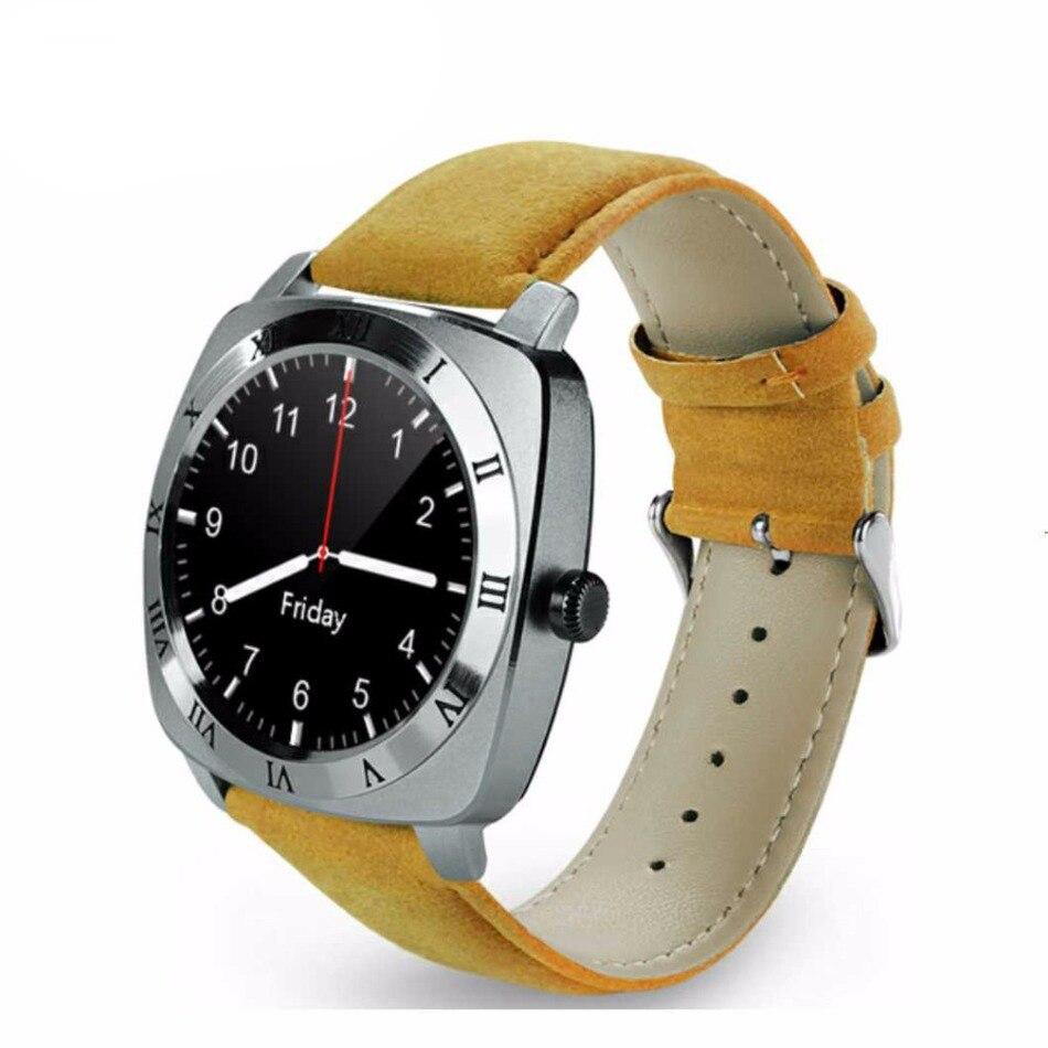 2017x3 smart watch, reloj del teléfono sim, bluetooth smartwatch, soporte de tar