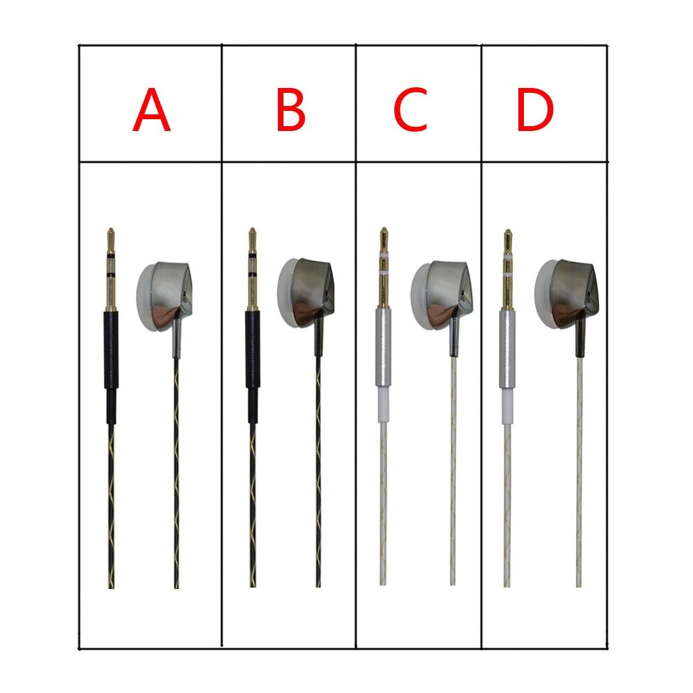 qijiagu   3.5mm Wired Earphones  for PC computer Smartphone