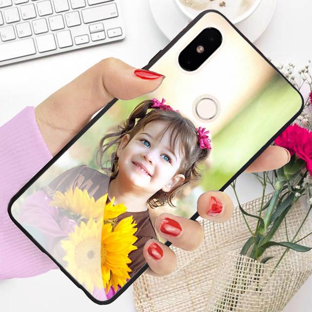 Online Shop Diy Phone Case Printed Tempered Glass Case Cover Diy