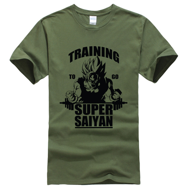 Dragon Ball Z Super Saiyan T shirt