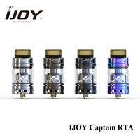 100 Original IJOY Captain RTA 3 5 Ml Update Ijoy Captain Sub Ohm Tank Postless RTA