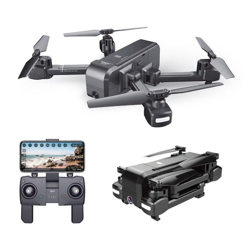 Quadcopter GPS Eelfie RC Drone Avec WIFI FPV 720 p/1080 p Caméra Plié Hélicoptère Réglable Caméra Dron VS XS812 B5W CG033 Dron