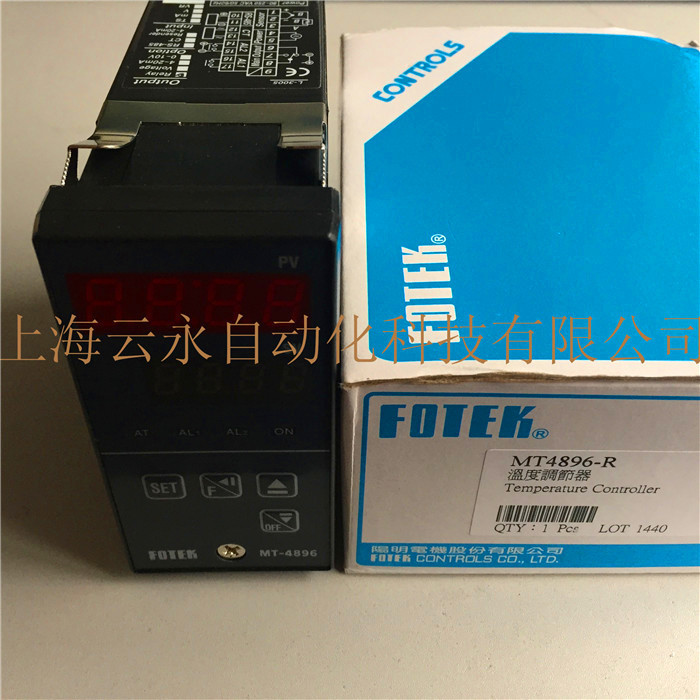цена на Taiwan's Yangming Original Genuine MT4896-R FOTEK thermostat temperature controller