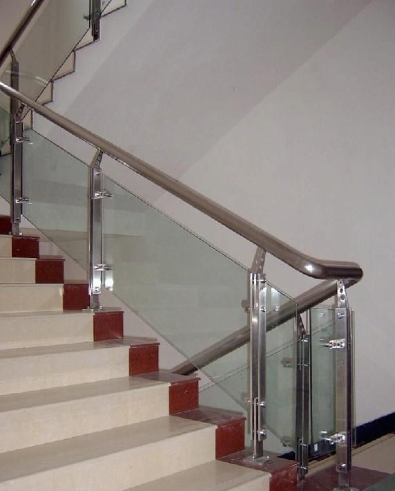 Fire Stainless Steel Handrail .Indoor Stainless Steel