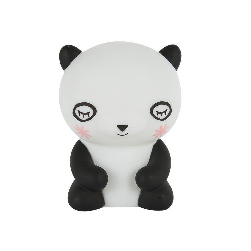 Lovely Panda PVC Plastic Sleep Led Kids Lamp Bulb Nightlight for Children Baby Bedroom Lamps Night Light Cartoon Pets Lights