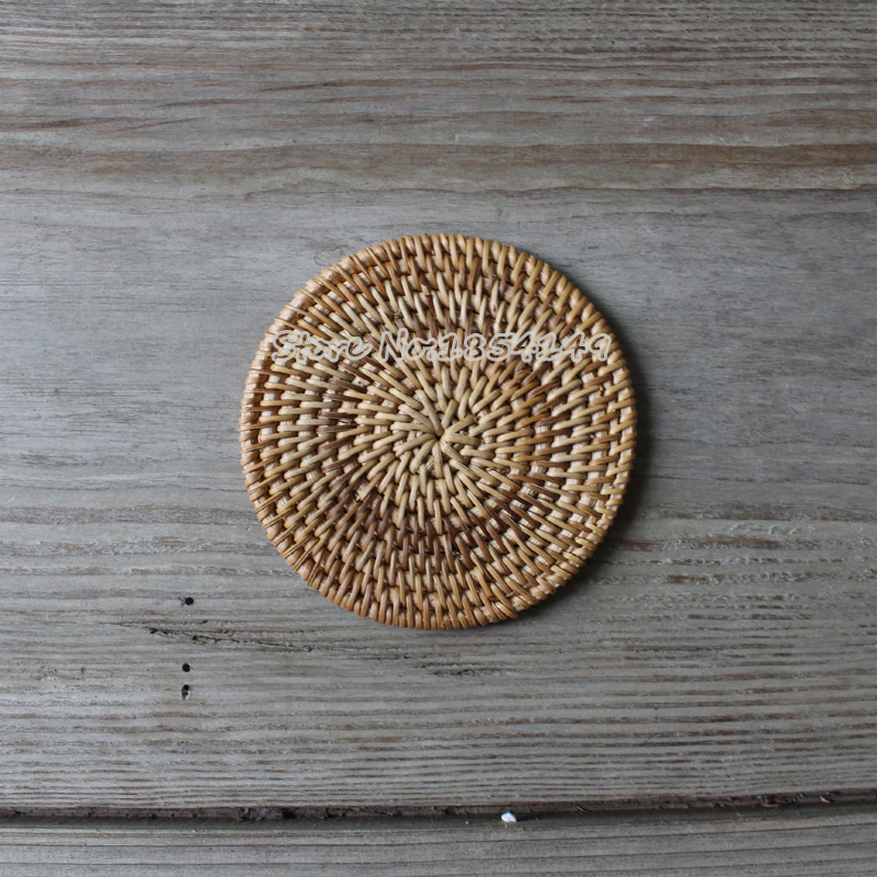 Handmade Chinese tea mats Rattan coasters saucer iron pot  : Handmade Chinese tea mats Rattan coasters saucer iron pot heat insulation pad placemats for table Bamboo from www.aliexpress.com size 800 x 800 jpeg 492kB