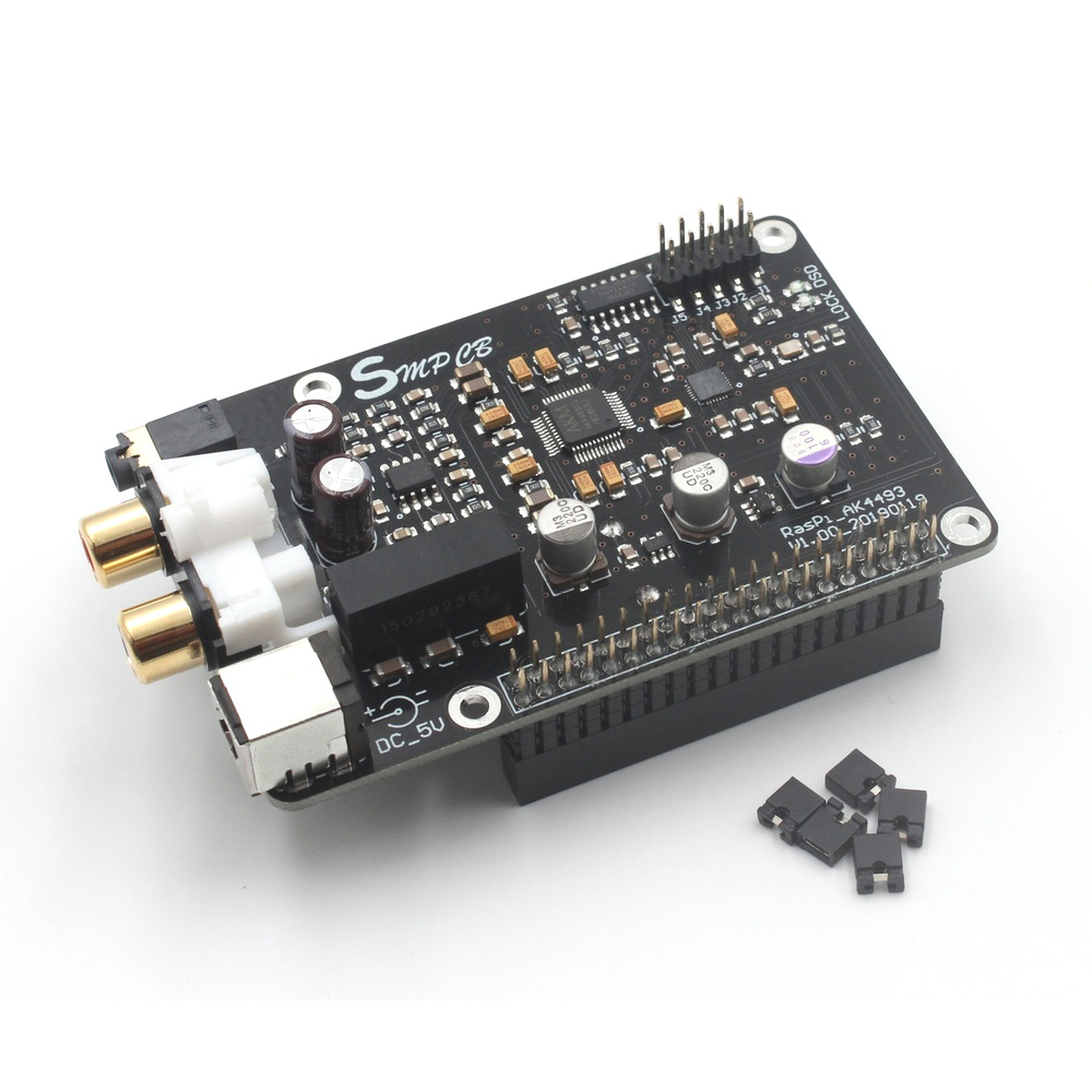 AK4493 DAC Decoder Board Digital Broadcast Network Player For Raspberry Pi Decoding To I2S 32BIT 384KHZ DSD128AK4493 DAC Decoder Board Digital Broadcast Network Player For Raspberry Pi Decoding To I2S 32BIT 384KHZ DSD128