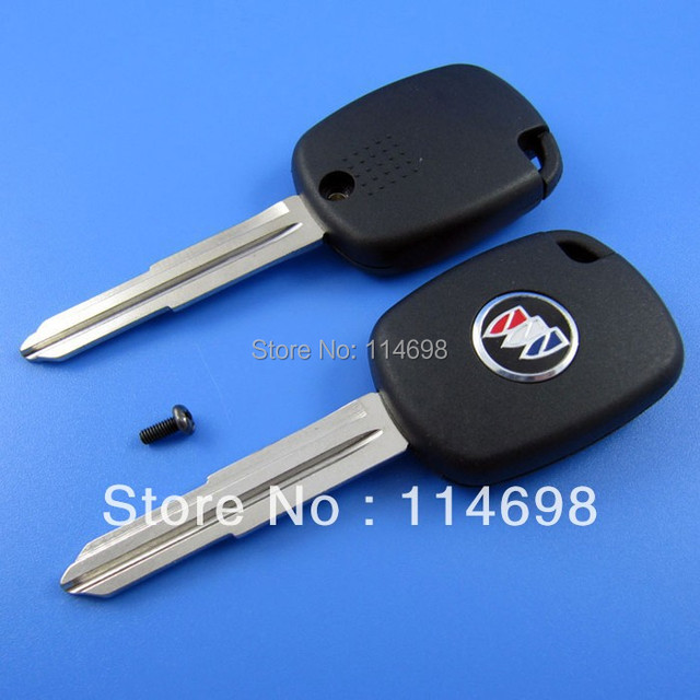 Electronic Chip Key Blank for Buick vwith free shipping