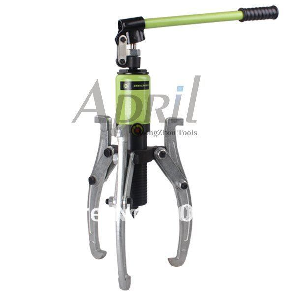 RUS warehouse Wheel Bear Puller Hydraulic Gear Puller 10Ton Hydraulic Bearing Puller Hydraulic Puller with CE Proved