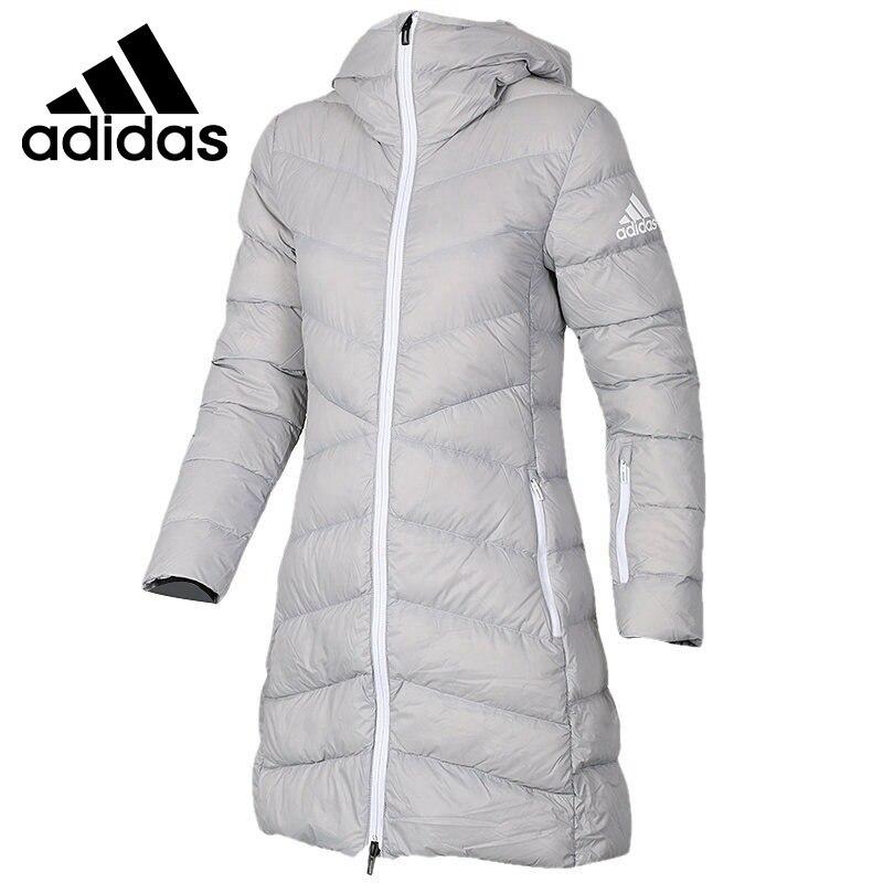 Original New Arrival Adidas W CW NUVIC Jkt Women s Down coat Hiking Down Sportswear