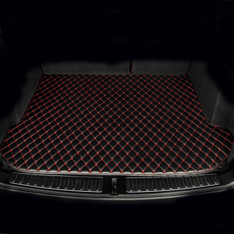 car Trunk mats for Mercedes Benz A B C E class W211 W212 W204 W205 W176 W169 W245 W246 5D all weather rugs carpet