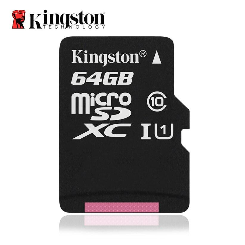 Kingston Clase 10 TF 8 GB 16 GB 32 GB 64 GB 128 GB tarjeta de memoria SDHC SDXC tarjeta sd micro 16G 32G 64G 128g microsd microSDHC UHS-I