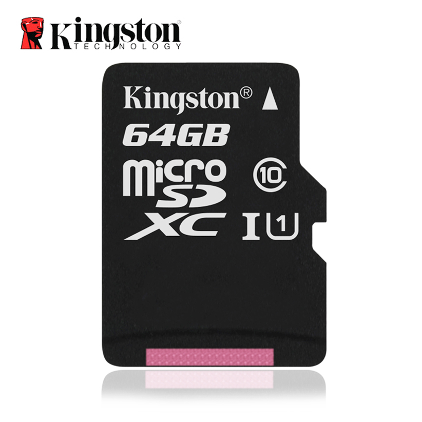 Kingston Class 10 TF 8gb 16gb 32gb 64gb 128gb memory card SDHC SDXC micro sd card 16g 32g 64g 128g microsd microSDHC UHS-I genuine kingston sdhc class 10 sd card with write protection switch 16gb