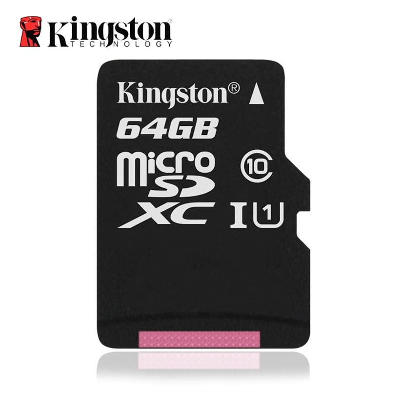 Kingston Classe 10 TF 8 gb 16 gb 32 gb 64 gb 128 gb cartão de memória SDHC SDXC micro sd card 16g 32g 64g 128g microsd microSDHC UHS-I