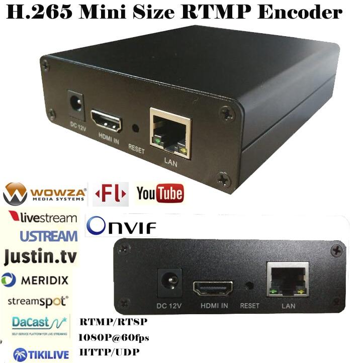 U8Vision H.265 HEVC MPEG-4 AVC / H.264 HDMI vaizdo siųstuvas HDMI siųstuvas gyvas transliavimo kodavimo įrenginys H264
