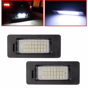For BMW LED License Plate Lamp