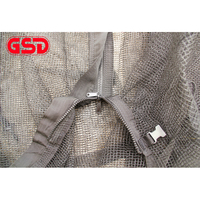 GSD High quality Trampoline Safe Net For 6/8/10/12/13/14/15/16 Feet trampoline TUV-GS certification Was Approved