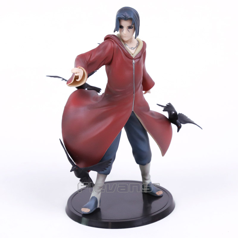 Anime Tsume Naruto Shippuden Uchiha Itachi XTR PVC Action Figure Collectible Model Toy велосипед cube aim 26 disc sl 2014