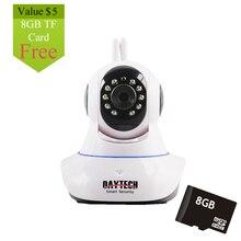 Daytech Ip-камера Беспроводной Домашней Безопасности Камеры Wi-Fi 960 P Сети Телеметрией Двухстороннее Аудио Ик Ночного Видения DT-C101A-960P