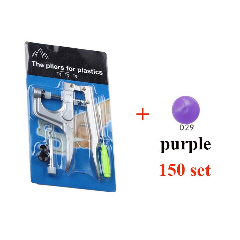 plier and 150 purple