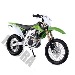 Image 4 - RC سيارة دراجة نارية صغيرة الديكور ل 1/10 تراكسس العربة المتسلقة للصخور TRX 4 TRX4 محوري SCX10 90046 D90 D110 TF2