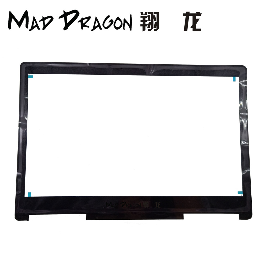 NEW For Dell Precision 17 7710 7720 M7710 M7720 B shell 17.3 LCD Front Trim Cover Bezel Plastic - No Camera -No TS CP63J 0CP63J mad dragon brand laptop new 17 3 lcd rear cover top shell screen lid for dell precision 7710 7720 m7710 m7720 03xpxg 3xpxg