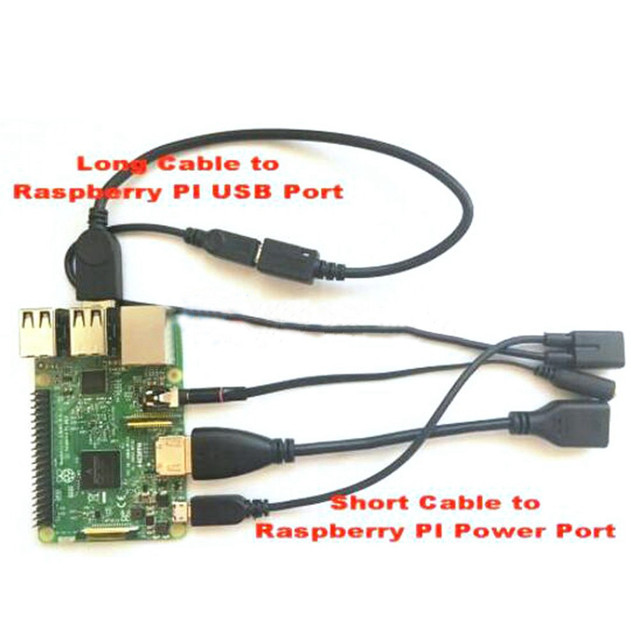 US $15 09 29% OFF|For Raspberry PI 3 Cables set for NEOGEO X Dock Station  For NEOGEO X PI Cable Accessories-in Replacement Parts & Accessories from
