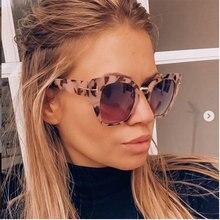 """Женские солнцезащитные очки """"кошачий глаз"""" в стиле ретро, большие размеры, брендовые, дизайнерские, Черепаховые, кошачьи глаза, солнцезащитные очки, сексуальные, оттенки, lunetes de soleil"""