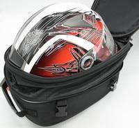 BikeGP GP969 Motorcycle Tail Bag Helmet Bag Luggage Bag Backseat