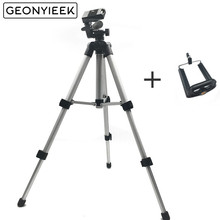 Alloy Aluminium 3 section mini Tripod digital Camera