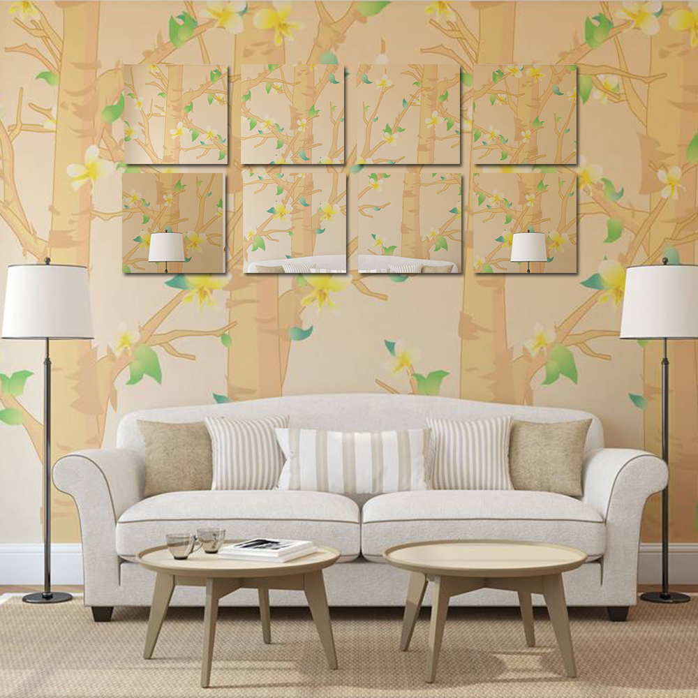 Contemporary Mirror Wall Decor Image Collection - The Wall Art ...