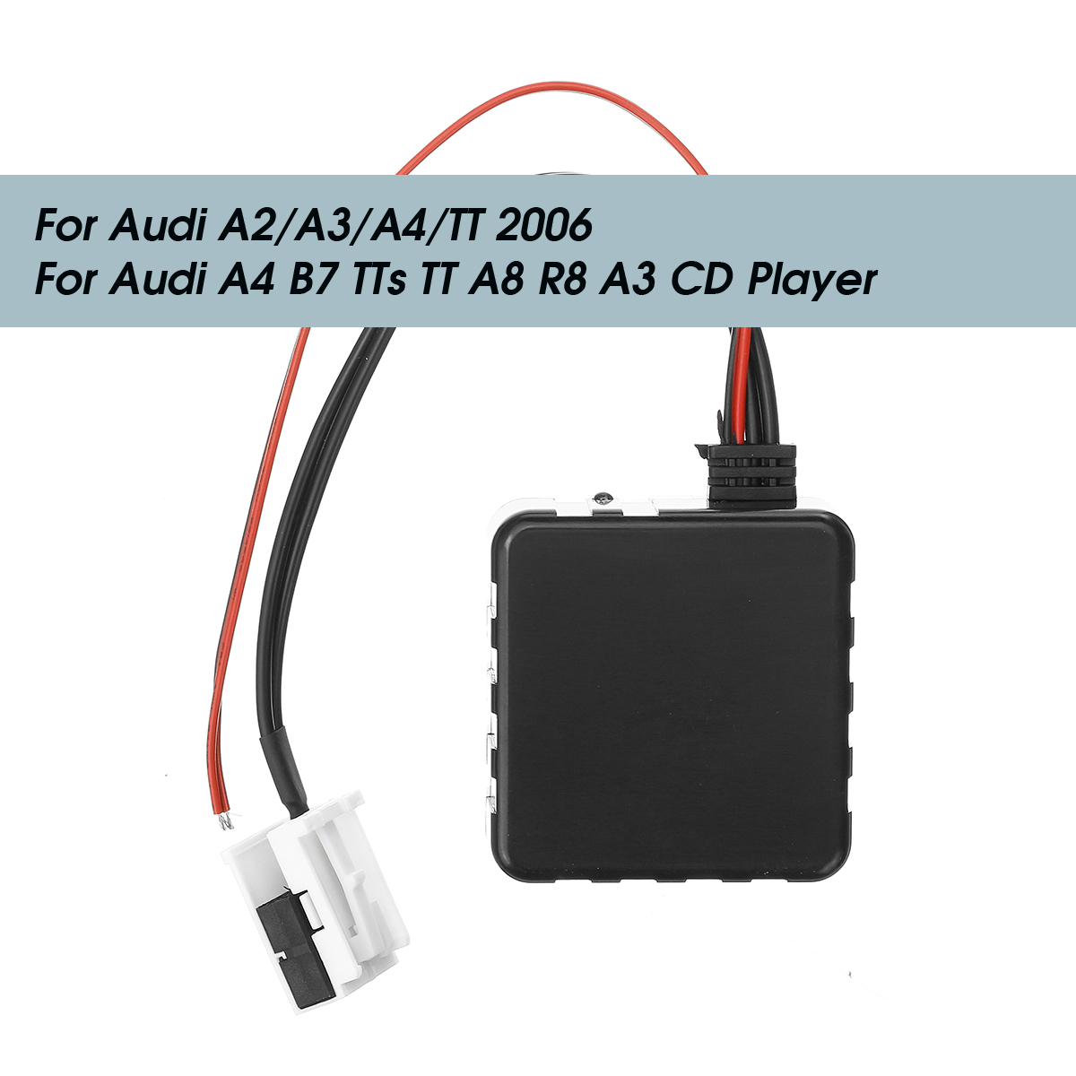 Aux Cable Car Accessories Audio Bluetooth Adapter Aux Cable