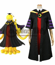 Assassination Classroom Class 3-E Teacher Koro-sensei Cosplay Costume Adult Cosplay Costume D0226