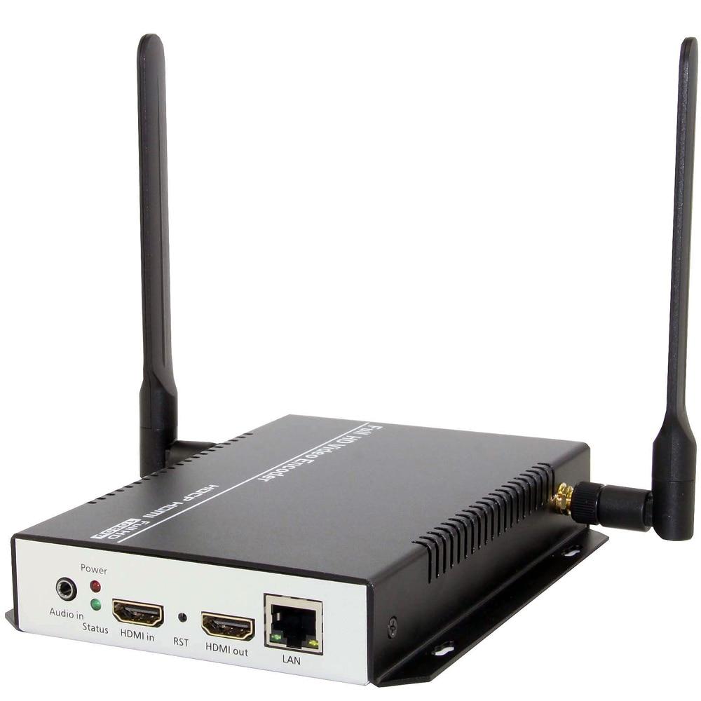 DHL Livraison Gratuite H.265 H.264 HDMI Vidéo Audio Audio Encodeur - Accueil audio et vidéo - Photo 3