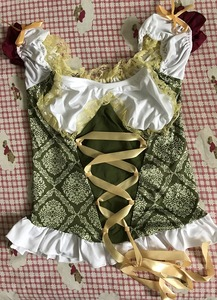 Image 5 - Adult Women Bavarian Oktoberfest Dirndl Costume Beer Festival Mardi Gras Ladies Sexy Funny Dress Long Outfit For Girls Plus Size