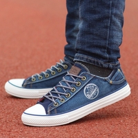 Men's Shoes Summer Breathable Canvas Shoes Male Korean Version Of The Trend Of Students Wild Casual Sneakers Shoes
