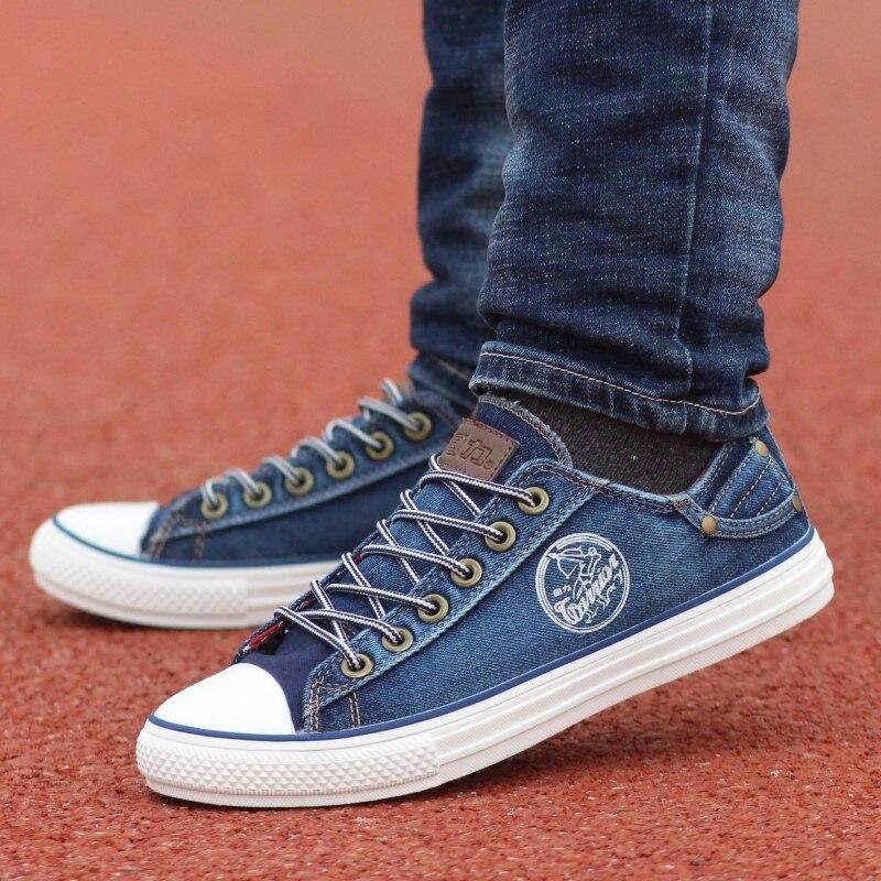 Chaussures pour hommes d'été chaussures en toile respirante Version coréenne masculine de la tendance des étudiants baskets décontractées sauvages