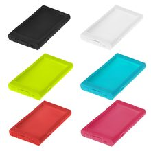 Aliter Silicone Case MP3 Musik Player Kulit Cover dengan Tali untuk Sony NW A35 A36 A37(China)