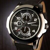 YAZOLE Brand Watches Men Sport Quartz Watch Male Wristwatches Quartz Watch Relogio Masculino Feminino Montre YZL350