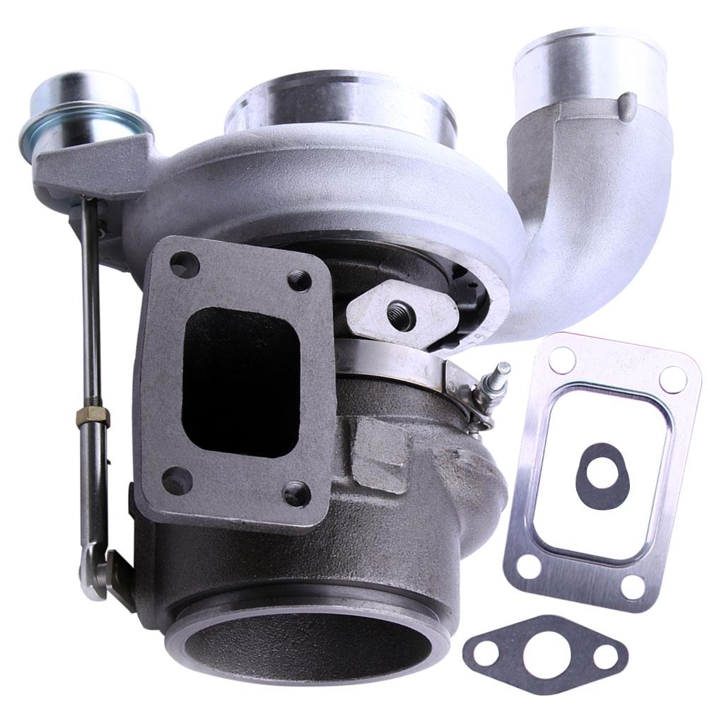 T3 Turbo Chargeur Turbo pour Dodge Ram 2500/3500 Cummins 6BT 5.9L l6 CAC 4035044 Turbocompresseur pour 03-07 DODGE RAM 2500/3500